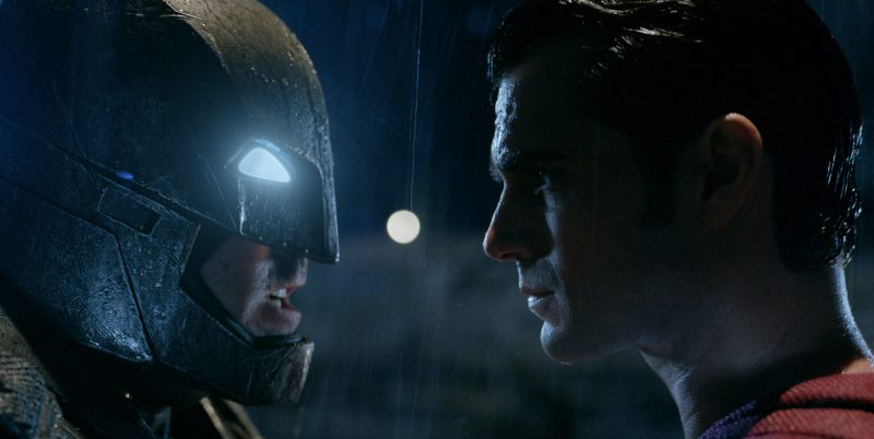 Report: Warner Bros. is worried about 'Batman v Superman', but not because of its quality