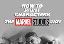Learn 'How to Paint Characters the Marvel Studios Way' in upcoming book
