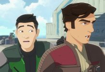 'Star Wars Resistance' first look trailer announces October 7 premiere date