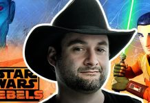 'Star Wars Rebels' creator Dave Filoni reveals how season 4 almost ended and his 'Clone Wars' revival plans