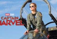 How 'Captain Marvel' is breaking new ground for Marvel