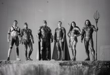 Zack Snyder shares photo from original 'Justice League' ending