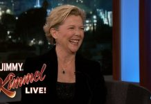 Annette Bening on 'Captain Marvel' spoilers (video)
