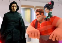 The Kylo Ren joke that had to be changed for 'Ralph Breaks the Internet'