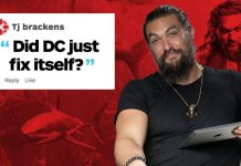 Aquaman's Jason Momoa Responds to Fan Comments on IGN