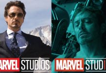 Marvel Studios Takes the 10-Year Challenge With 'Avengers' Stars