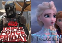 Disney announces Star Wars Triple Force Friday and Frozen Fan Fest for October 4