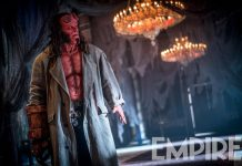 "Hellboy's David Harbour ""didn't want to imitate Ron Perlman"" – new image"